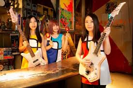 """Shonen Knife made a video for """"<b>Sweet Candy</b> Power,"""" touring North ..."""