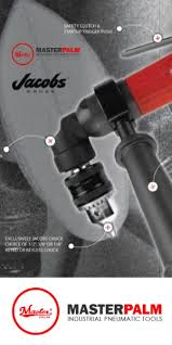 Industrial air tool and pneumatic tool ... - Master Air Tool Manufacturer