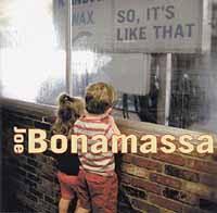<b>Joe Bonamassa</b>: <b>So</b>, It's Like That Album Review - Music - The ...