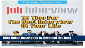 pdf job interview tips for the best interview of your life 00 29