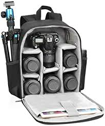 CADeN <b>Camera</b> Backpack Bag Professional for <b>DSLR</b>/<b>SLR</b> ...
