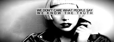 New Lady Gaga Quotes. QuotesGram via Relatably.com