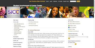 university websites top design guidelines missing information about employment