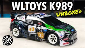 <b>WLTOYS K989</b> Unboxing and Comparison to Kyosho Mini Z ...