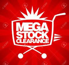 mega stock clearance design template shopping basket design template shopping basket stock vector 13300551