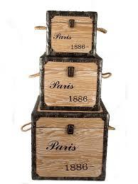 <b>Набор сундуков</b> из 3-х штук Русские подарки 5169193 в интернет ...