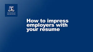 how to impress employers your resume plus how to impress employers your resume plus