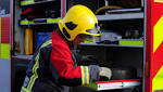 Woman rescued after blaze at property in Dundee