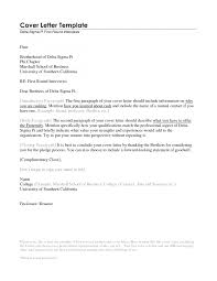 format of cover letter of resumes template format of cover letter of resumes