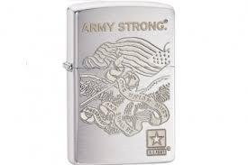 """Оригинальная <b>зажигалка Zippo</b> 28515 """"<b>US</b> ARMY"""""""