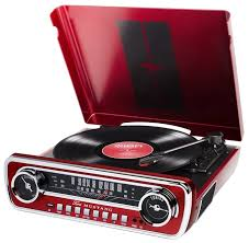 <b>Виниловый проигрыватель Ion</b> Mustang LP — купить по выгодной ...