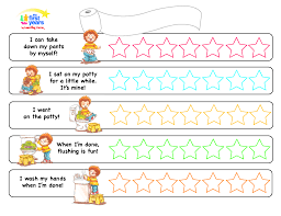 6 best images of toddler potty training chart printable potty potty training sticker reward chart