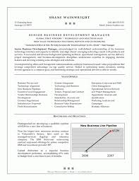 winning example resume business manager resume samples management entrancing business resume