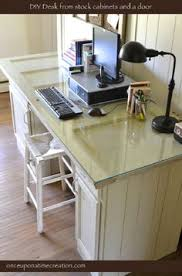 top 10 best diy ideas to recycle your old door diy home office desk recycled
