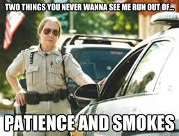 TK Blackley Small Town Cop memes | quickmeme via Relatably.com