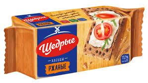 <b>Хлебцы</b> «Щедрые» <b>ржаные</b>, 100 г – купить по приятной цене с ...