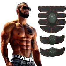 <b>Electric Muscle</b> Stimulator <b>Training Machine</b> Abdominal Arm <b>Muscle</b> ...