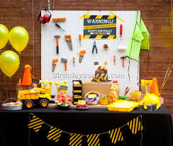 Construction Birthday Party Decorations 1st Birthday Party Decorations 10 Best Birthday Resource Gallery