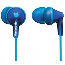 <b>Наушники Panasonic RP HJE 125 EZ</b> Blue купить в интернет ...