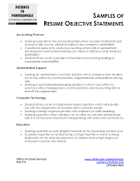 career objective sample example objectives good resume examples career objective sample example objectives good resume examples resumes best cover letter resume objective templates