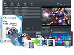 Acrok Video Converter Ultimate-Convert Blu-ray, DVD, HD to any ...