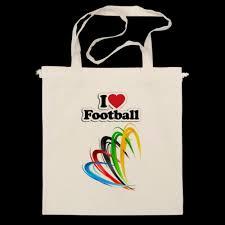 <b>Сумка Я люблю</b> футбол #1327678 от Svetulek2117