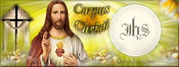 Resultado de imagen de Benedicto XVI Corpus Christi