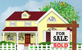 Image result for clip art home sold