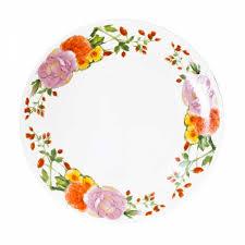 <b>Тарелка десертная 20см</b> круг Барбарис