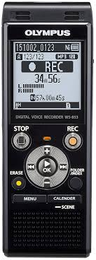 <b>Диктофон</b> цифровой <b>Olympus WS</b>-<b>853</b> V415131BE000 - отзывы ...