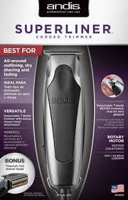 <b>Andis</b> Professional Super Liner Trimmer and Shaver <b>RT</b>-<b>1</b> 04890 ...