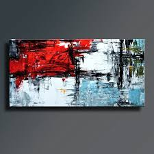 "72x36"" Original <b>Abstract</b> Painting Extra <b>Large Acrylic</b> Painting Wall ..."