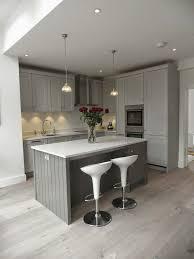 grey kitchen newbury