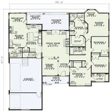 Colonial House Plan   House plans  Colonial and House