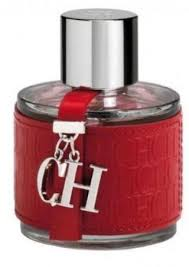 <b>Carolina Herrera CH</b> Eau De Toilette Spray Perfume for Women 3.4 oz