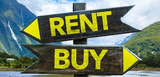 TO RENT OR TO BUY?