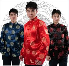 Tang suit <b>Chinese Traditional clothes</b> men's big size coat xxxl ...