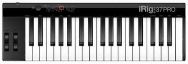 <b>MIDI</b>-<b>клавиатура</b> 37 клавиш <b>IK Multimedia iRig</b> Keys 37 Pro купить ...