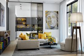 Yellow Living Room Decorating 25 Gorgeous Yellow Accent Living Rooms