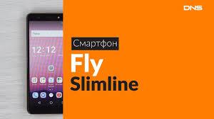 Распаковка смартфона <b>Fly Slimline</b> / Unboxing <b>Fly Slimline</b> ...