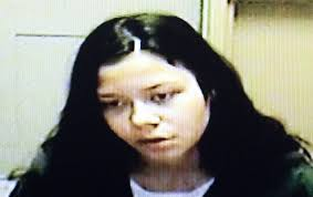 View full sizeReena Rose Sibayan/The Jersey JournalJessica Figueroa, 20, appears at Central Judicial Processing Court in Jersey City via video link from ... - jessica-figueroajpg-50def23ce0068a45