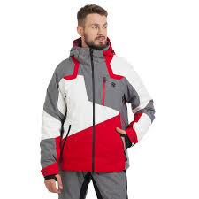 Куртка горнолыжная WHS ROMA, CA510007 — полиэстер 100 ...
