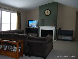 living room decor epic small log epic living room paint colors with accent wall on home design furnitur