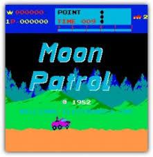 Moon Patrol (MAME)