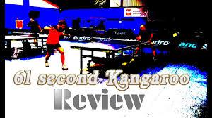 Review <b>61 second</b> Kangaroo super defence rubber [blog.ttexperts ...
