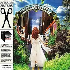 """<b>Scissor Sisters</b> (<b>Half</b> Speed Master) (NEW 12"""" VINYL LP)"""
