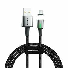 【ᐉ Дата-кабель <b>BASEUS Zinc Magnetic</b> Cable Fast Charge Type ...