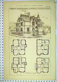 Ranch House Floor Plans Victorian House Floor Plans  historic    Ranch House Floor Plans Victorian House Floor Plans