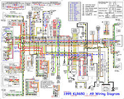 automotive wiring diagram  free auto wiring diagrams             automotive wiring diagram  klr a free auto wiring diagrams ignition cell voltage regulator