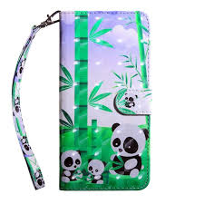 <b>3D Color Painting Flip</b> Wallet Phone Cover for Samsung Galaxy J6 ...